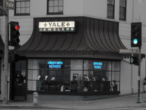 Yale Jewelers Store Front